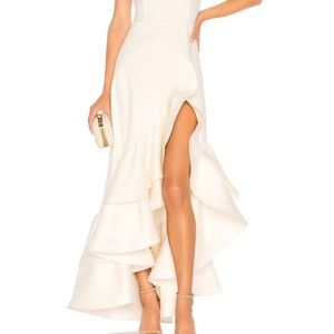 Bronx and Banco Dresses - Bronx and Banco Paros Gown size Small in white